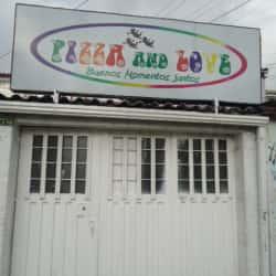 Pizza And Love en Bogotá