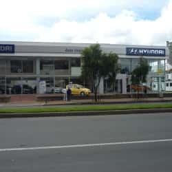 Auto Unión en Bogotá