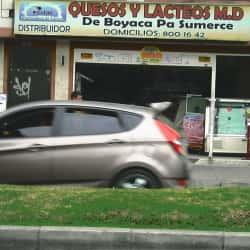 Quesos y Lácteos MD en Bogotá