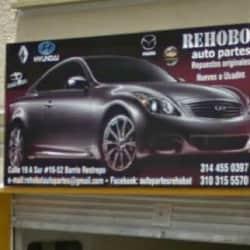 Rehobot Autopartes en Bogotá