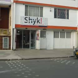 Shyk! Corte y Color en Bogotá