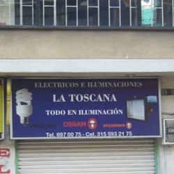 Eléctricos E Iluminaciones Las Toscana en Bogotá