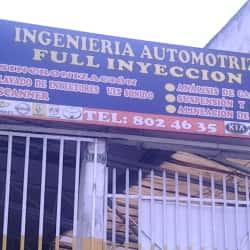 Ingeniería Automotriz en Bogotá