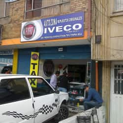 Autozona Repuestos Iveco en Bogotá