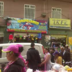 Comercializadora Distrijunior en Bogotá