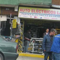 Auto Eléctricos en Bogotá