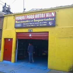 Vidrios para Autos H&N en Bogotá