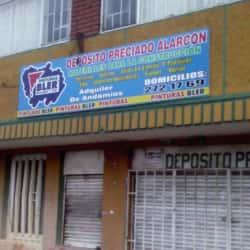 Depósito Preciado Alarcón en Bogotá