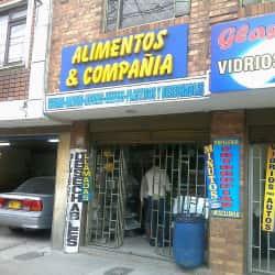 Alimentos & Compañia en Bogotá