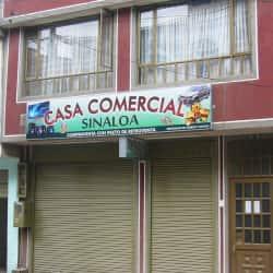 Casa Comercial Sinaloa en Bogotá
