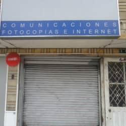 Comunicaciones Fotocopias E Internet en Bogotá