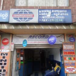 Comunicaciones Record en Bogotá