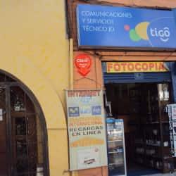 Comunicaciones Tigo JD en Bogotá