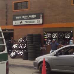 Bocelautos en Bogotá