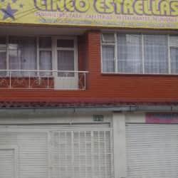 Cinco Estrellas en Bogotá