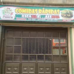 Comidas Rápidas Mexicana e Italiana en Bogotá