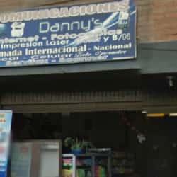 Comunicaciones Dannys en Bogotá