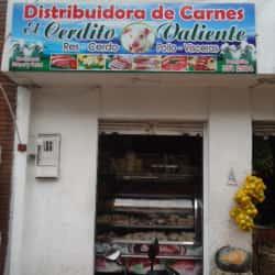 Distribuidora De Carnes El Cerdito Valiente en Bogotá