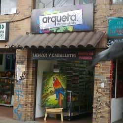 Arqueta Arte y Manualidades en Bogotá
