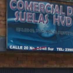 Comercial De Suelas Hvd en Bogotá