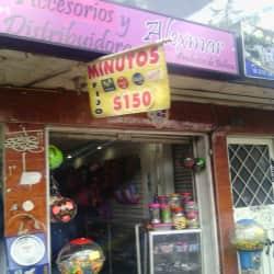 Accesorios y Distribuidora Alexmar en Bogotá