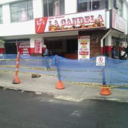 Asadero Restaurante La Candela en Bogotá