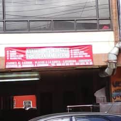 Asadero Restaurante Tipico santandereano en Bogotá