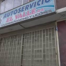 Autoservicio El Valle M.R en Bogotá