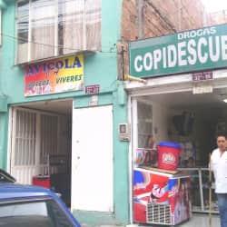 Avicola JA en Bogotá