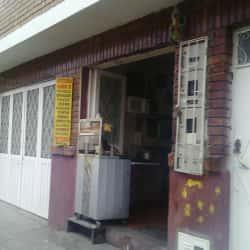 Cafeteria Doña R en Bogotá