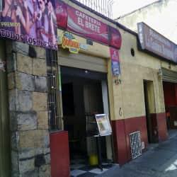 Cafeteria El Brete en Bogotá