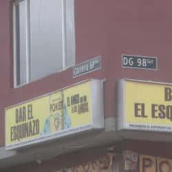 Bar El Esquinazo en Bogotá