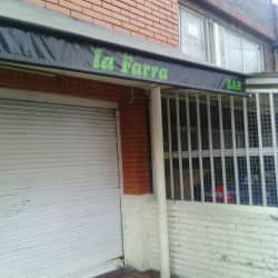 Bar La Farra en Bogotá