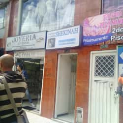 Boutique de Novias Shekinah en Bogotá