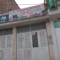 Carnes Nicol & Edwinfruver en Bogotá