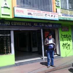 Centro Comercial Avenida Calle 68 en Bogotá