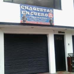 Chaquetas en Cuero JR en Bogotá