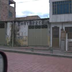 Chatarreria Carrera 1 con 89A-75 en Bogotá
