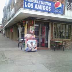 Cigarreria y Cafeteria Los Amigos en Bogotá