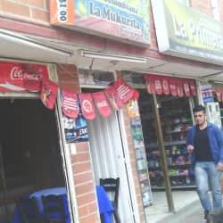 Cocina Colombiana La Mukurita en Bogotá