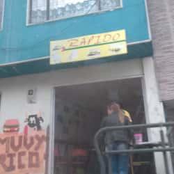 Coma Rápido Carrera 7 Sur en Bogotá