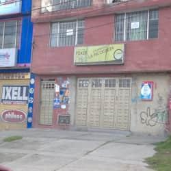 Cigarreria La Incongnita en Bogotá