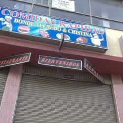 Donde Alfredo & Cristina en Bogotá