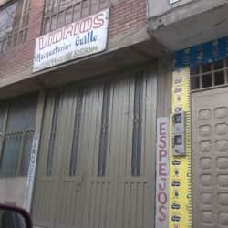 Vidrios Marqueteria Guille en Bogotá