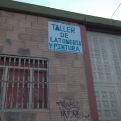 Taller De Latoneria y Pintura en Bogotá