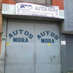 Autos Mora en Bogotá