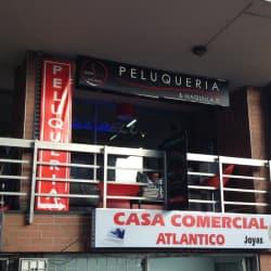 Back Stage en Bogotá