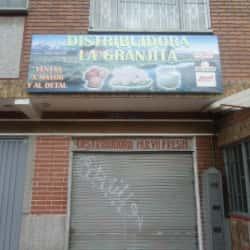 Distribuidora La Granjita en Bogotá