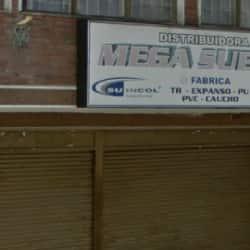 Distribuidora Mega Suelas en Bogotá