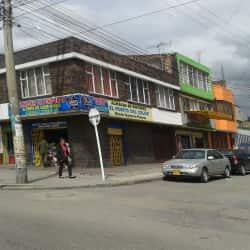 Almacén de Pinturas El Punto del Color Bogotá en Bogotá